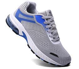 XIDISO Running Shoes Mens Women Air Trail Mesh Sneakers Athl